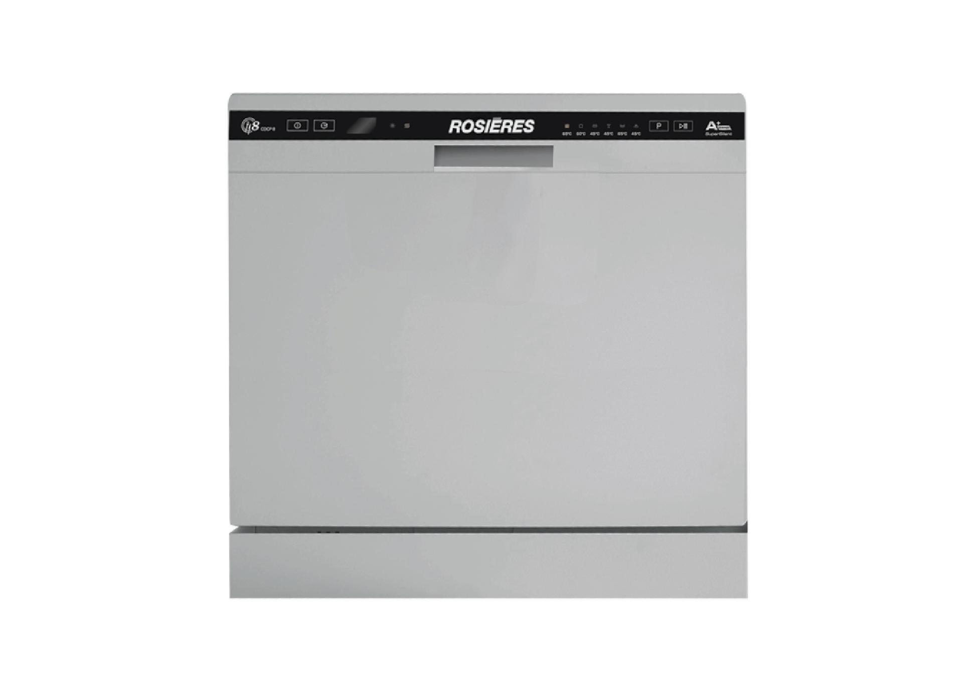 Máy rửa bát Mini ROSIERES RDCP 8S-04