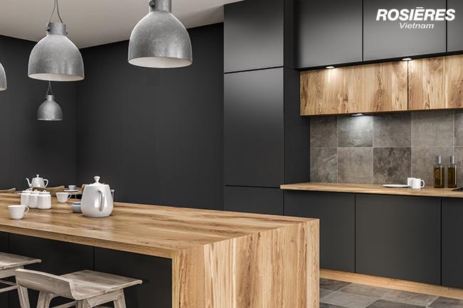5 gợi ý không thể bỏ qua cho thiết kế nhà bếp hiện đại