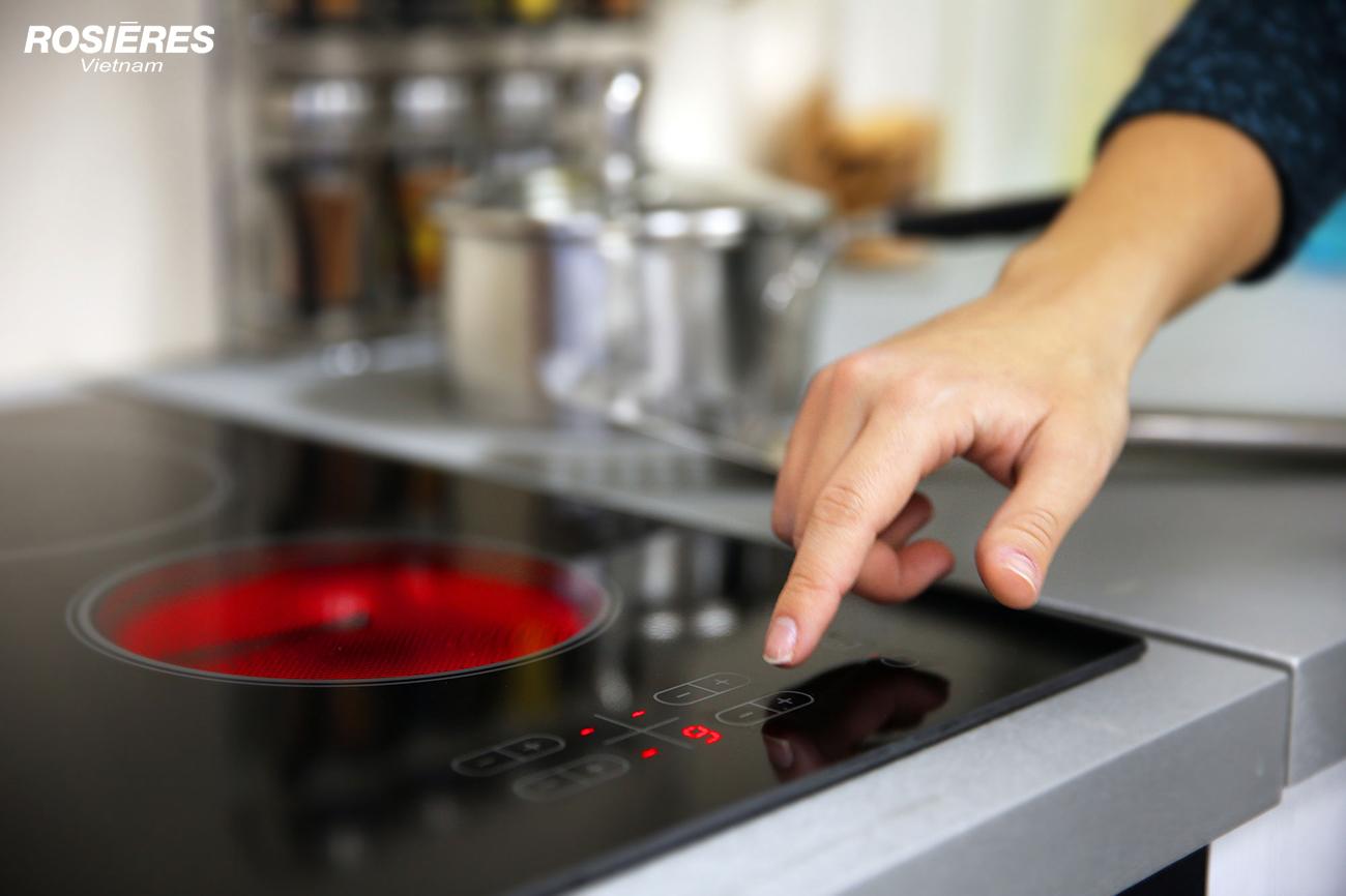 Những sai lầm thường gặp khi sử dụng bếp hồng ngoại