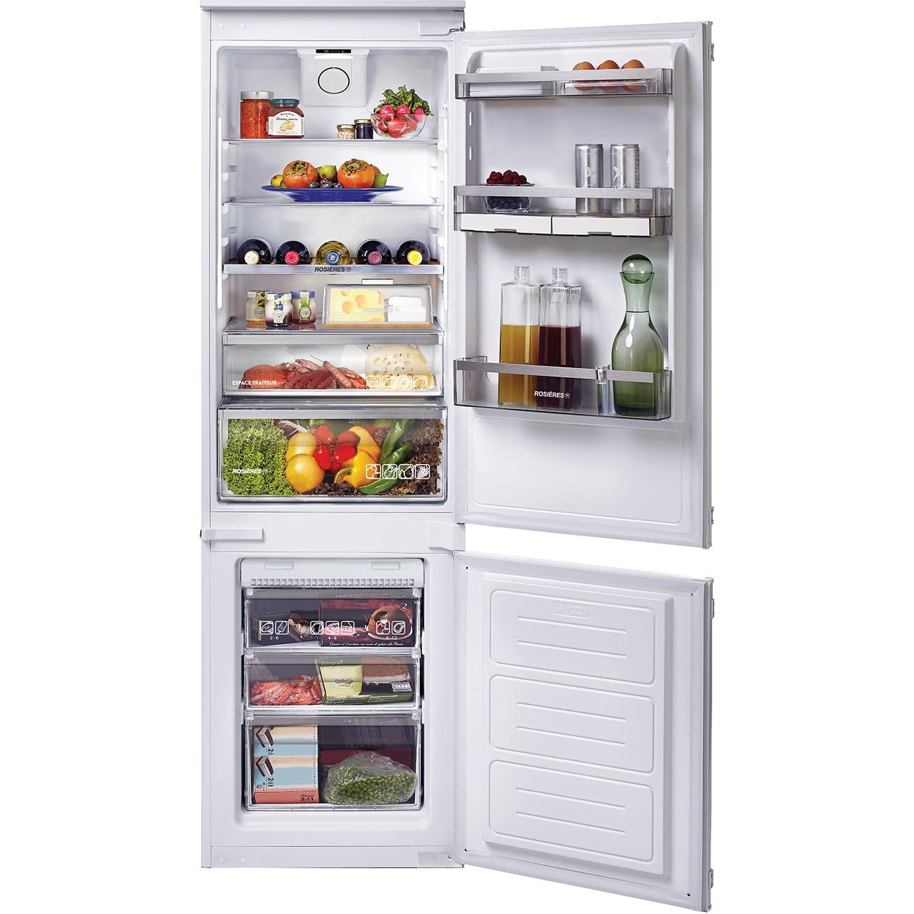 Tủ lạnh âm tủ cho gian bếp hiện đại thêm đẳng cấp