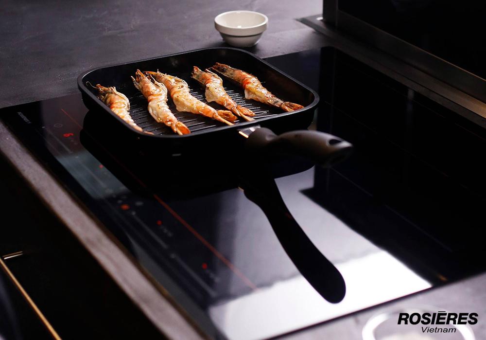 Xu hướng sử dụng bếp điện từ lên ngôi