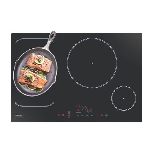 Bếp từ không giới hạn vùng nấu 80cm