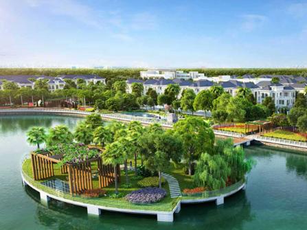 Dự án Khu căn hộ Vinhomes Green Bay