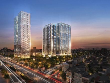 Dự án Khu căn hộ Vinhomes Metropolis